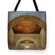 Framed By An Arch Tote Bag