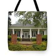Framed In Yellow Tote Bag