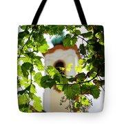 Framed Steeple Tote Bag