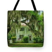 Frampton Plantation House Tote Bag