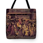France Catholic League Tote Bag