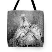 France Court Life, 1778 Tote Bag