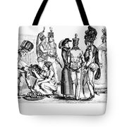 France English Occupation Tote Bag
