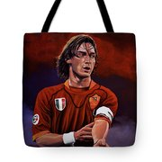 Francesco Totti Tote Bag