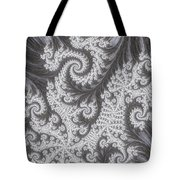 Franciful Frost  Tote Bag