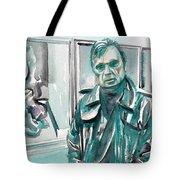 Francis Bacon Watercolor Portrait.3 Tote Bag