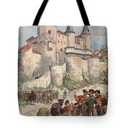 Francis I Held Prisoner In A Tower Tote Bag
