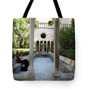 Franciscan Monastery Tote Bag