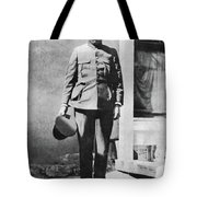 Francisco 'pancho' Villa (1877-1923) Tote Bag