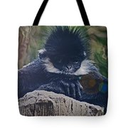 Francois's Langur Tote Bag by Daniele Smith