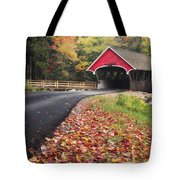 Franconia Notch State Park Tote Bag