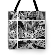 Frank Gehry's Lou Ruvo Center For Brain Health Tote Bag