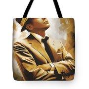 Frank Sinatra Artwork 1 Tote Bag