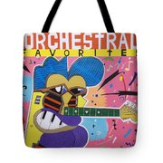 Frank Zappa Orchestral Favorites Tote Bag