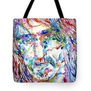Frank Zappa  Portrait.3 Tote Bag