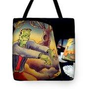 Franken Shade Tote Bag