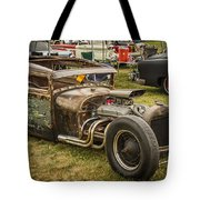 Frankenstein '28 Model A Sedan Tote Bag