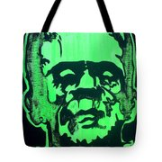 Frankenstein Tote Bag