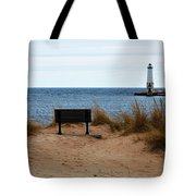 Frankfort Shore Tote Bag
