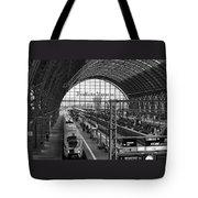 Frankfurt Bahnhof - Train Station Tote Bag