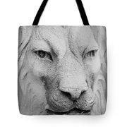 Frankie Lion Tote Bag
