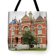 Franklin County Courthouse 2 Tote Bag