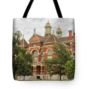 Franklin County Courthouse 3 Tote Bag