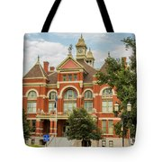 Franklin County Courthouse 4 Tote Bag