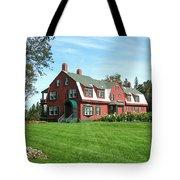 Franklin D. Roosevelts Beloved Island Campobello Tote Bag by Edward Fielding
