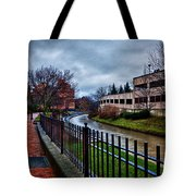 Franklin Park Tote Bag by Everet Regal