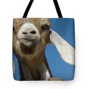 Frankly My Dear I Don't Give A Baaaaaaaaa Tote Bag