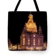 Frauenkirche Tote Bag