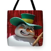 Freaky Frosty Tote Bag