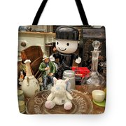 Fred And Friends  Tote Bag