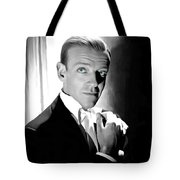Fred Astaire Portrait Tote Bag