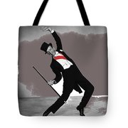 Fred Astaire Silk Stockings Publicity Photo 1957-2014 Tote Bag