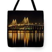 Fred Hartman Bridge Tote Bag