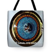 Freddie White Cymbal Earth Wind Fire Spirit Tour Tote Bag