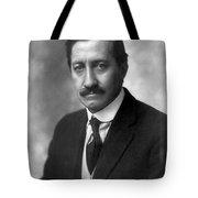 Frederick Albert Cook Tote Bag