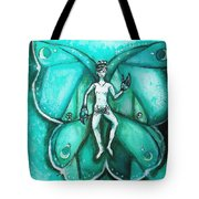 Free As A Cancer Tote Bag