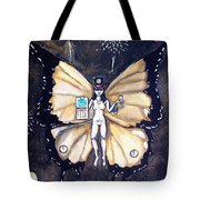 Free As A New Years Resolution Tote Bag
