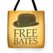 Free Bates Tote Bag