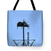 Free Cable Tote Bag