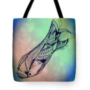 Free In The Rivers Tote Bag