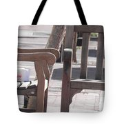 Free Lunch Tote Bag