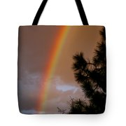 Free Rainbow 2 Tote Bag