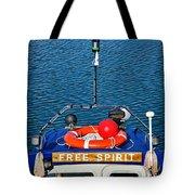 Free Spirit 2 Tote Bag