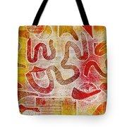 Free Will II Tote Bag