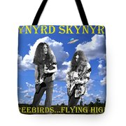 Freebirds Flying High Tote Bag