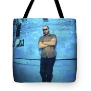 Freediver  Tote Bag